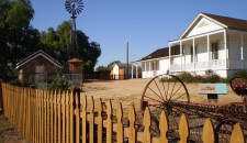 Sikes Adobe Historic Farmstead