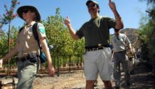 San Dieguito River Park Turns 30!  2011 – Two Hundred Feet Goes a Long Way…