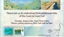Pamo Valley Ribbon-cutting Ceremony & Hike