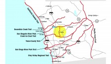 San Dieguito River Park Turns 30! 2005 – Planning Trail Connections